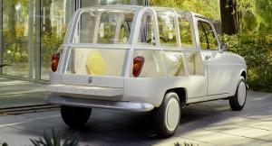 Tampilan mobil konsep Renault Suite N°4 yang terinspirasi dari hotel mewah