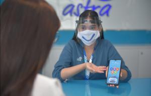 Inovasi digital mempermudah pelanggan untuk melakukan klaim ke Asuransi Astra