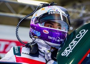 Sean Gelael, fokus hasil terbaik di dua round terakhir FIA WEC 2021 di Bahrain International Circuit