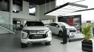 Mitsubishi resmikan diler kendaraan penumpang pertama di Cilacap, Jawa Tengah